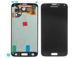 Pantalla Samsung A5 nueva negra  instalacion
