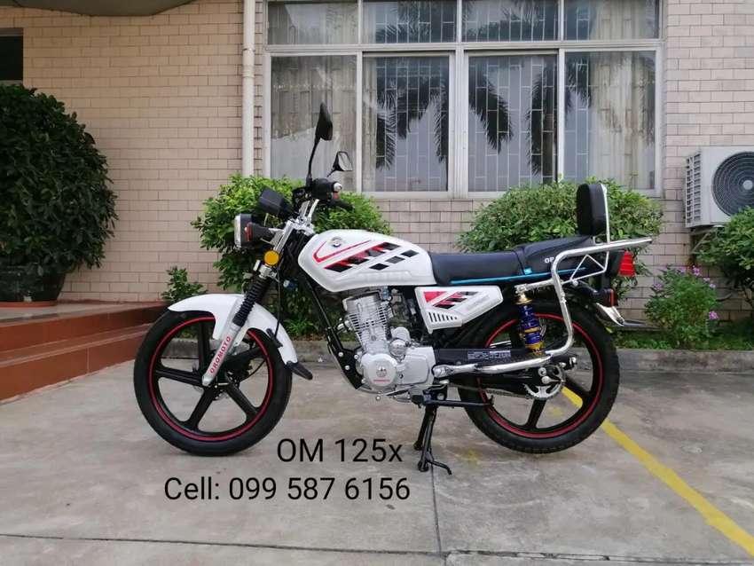 Oromoto 125x utilitaria/Azela 0