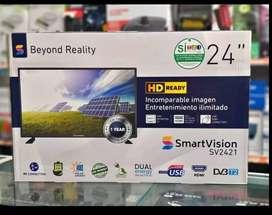 "TV de 24"" Básico - SmartVision"