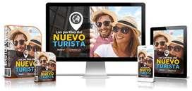 Aprende a Crear Tu Propia Agencia  De Viajes Online y Como Reconocer El Perfil Del Nuevo Turista