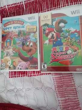 Juegos Nintendo Wii Nuevos