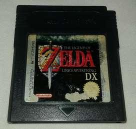 Legend of Zelda Links Awakening Dx Gameboy Color Original Nintendo