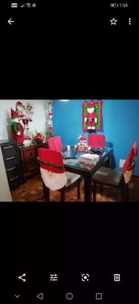 Venta de decoraciones navideñas