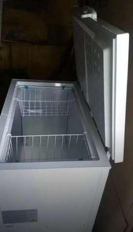 Congelador midea 295 litros