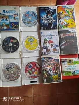 Juegos Wii Originales