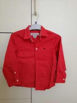Camisas Niño Tallas 4 Y 6