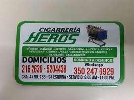 Cigarrería Prado Pinzón 35 Años Bogotá