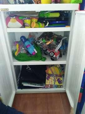 Armario para juguetes niño