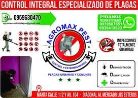 Desinfección i control sanitario