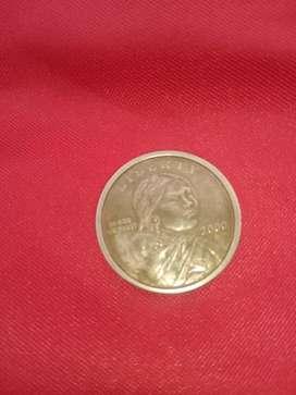 Vendo moneda colección