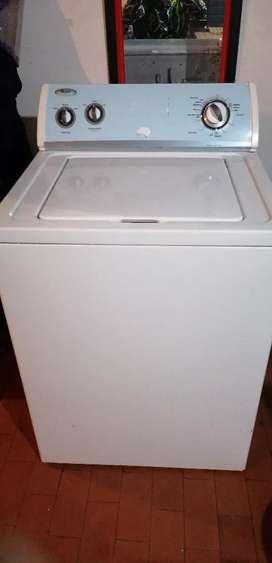 Vendo lavadora whirlpool americana