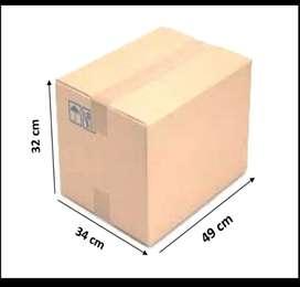 Cajas de cartón doble corrugado
