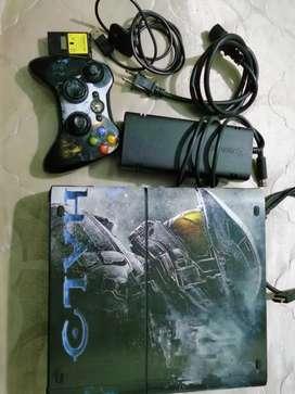 Xbox 360 super slim disco de 500
