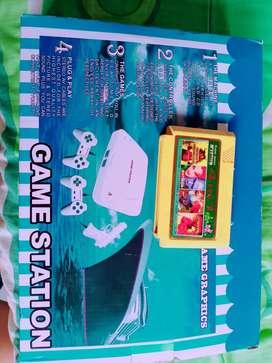 Vendo game station