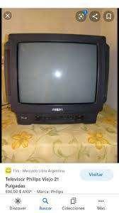 tv Philips convencional.