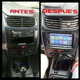 radios mp5 INSTALADAS
