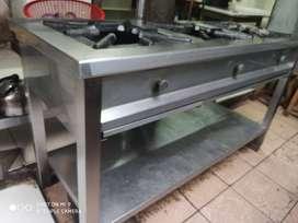 Oferta Cocina de acero quirúrgico inoxidable