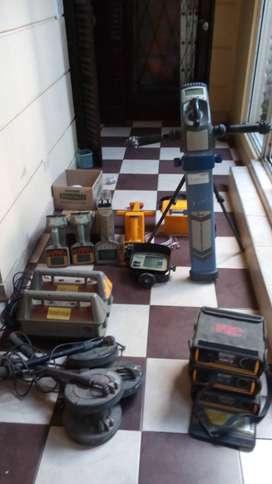 Lote 8 Detectores Cables Dynatel Y Otros P/revisar-respuesto
