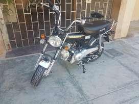 Moto Dax 110