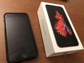 Vendo iPhone 6s en buen estado con iOs 14