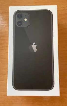 Iphone 11 negro 64gb NUEVO