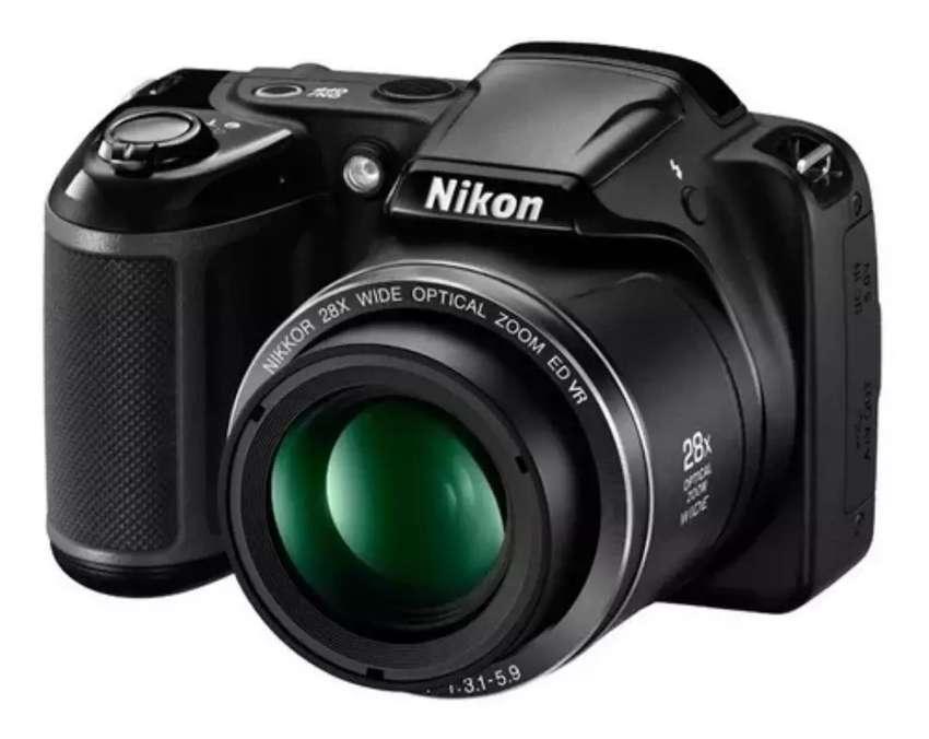 Cámara Nikon Coolpix L340 0