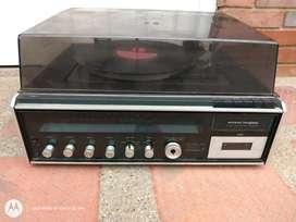 Equipo de sonido antiguo para colección o reparación