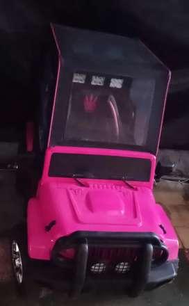Carro a batería