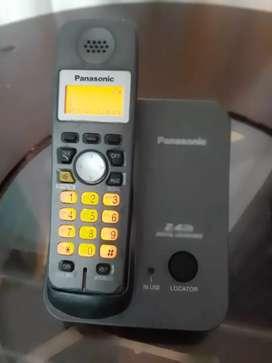 Teléfonos inalámbricos usados como nuevos