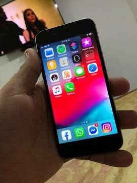 Iphone 6s (32GB) como IPOD minima fisura VENTA INMEDIATA!!