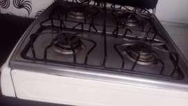 Vendó estufa funcionam
