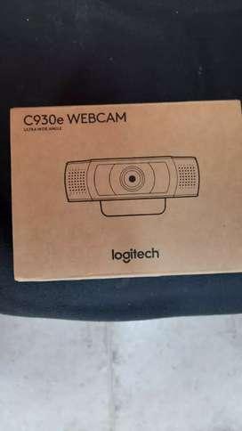 Vendo camara Logitech C930e