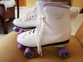 Patines roller star 550