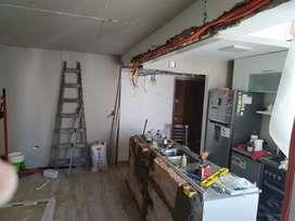 Construcción en Durlock