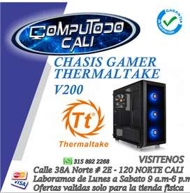 CHASIS GAMER THERMALTAKE V200
