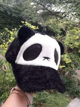 Gorra nueva panda cute