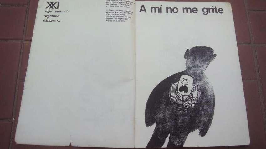 VENDO LIBRO DE QUINO DE 1987 0