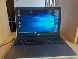 Vendo Laptop Dell 5567 En buen estado
