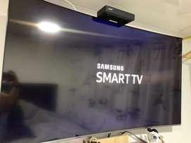 Vendo Tv samsung 55 pulgadas curvo 8500 serie