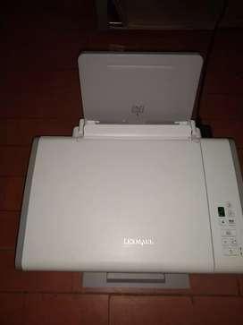 Se vende impresora multifuncional marca Lexmark x2690 en buen estado