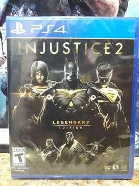 Injustice 2 Legendary Edition Nuevos Sellados