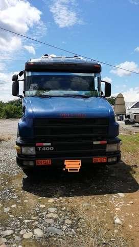 Vendo Cabezal Scania