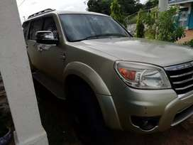 Ford Everest Diesel 4 cilindros 2.5l turbo intercooler