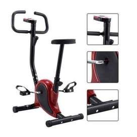 Bicicleta Estacionaria Gym Master GM98458- Roja