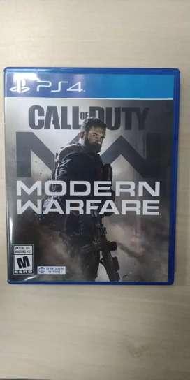 Calle if duty moderno warfare