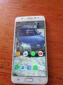 Vendo Samsung J7 prime usado como nuevo digno de ver