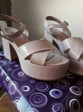 Sandalias (rosa claro-num 38)