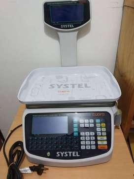 Balanza Systel Quora 30 Kg