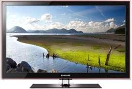 """TV Samsung UN32C5000 32.0"""" + base de pared+ base de mesa"""