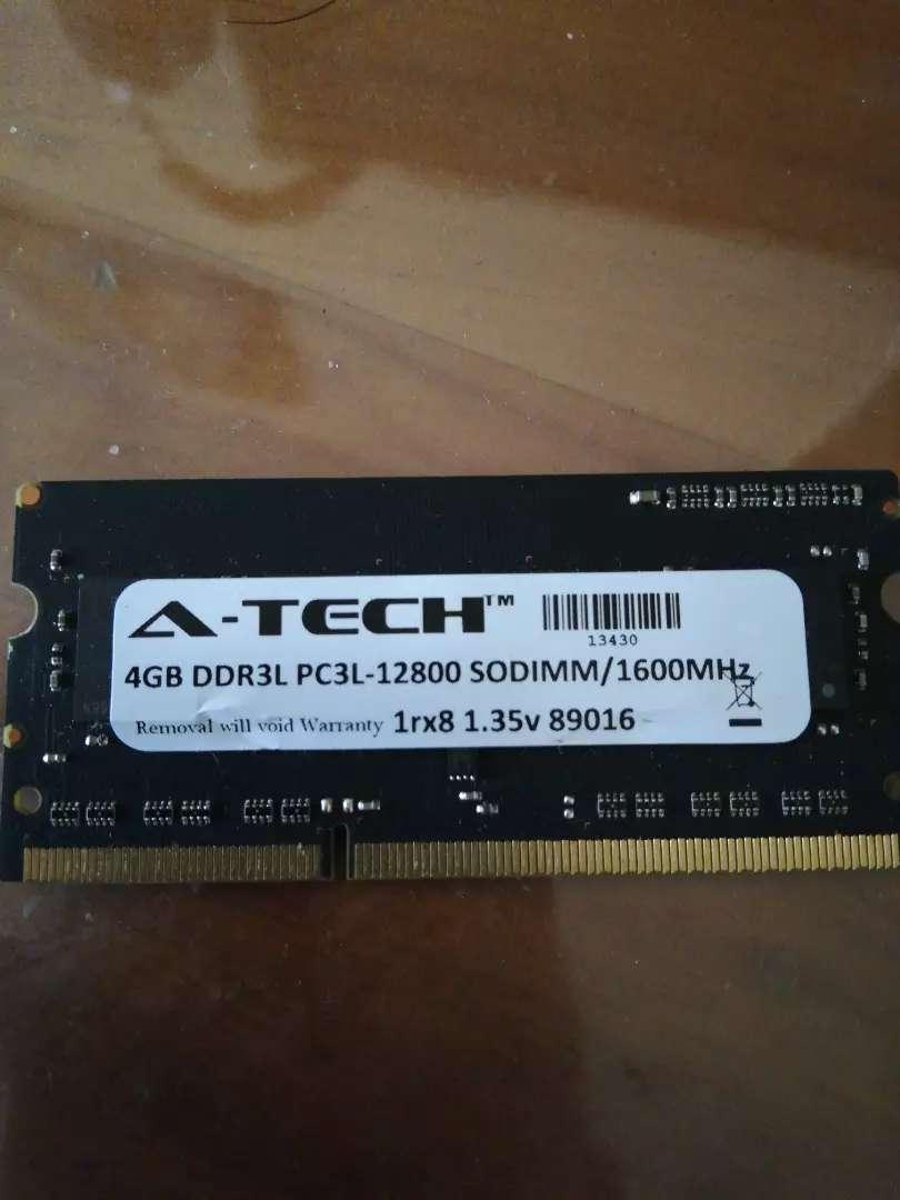 Memoria RAM 4GB Por 2 unidades